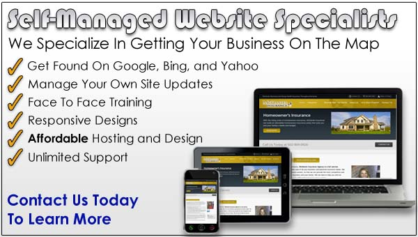 Harrodsburg, Danville Ky Website Design | Self Managed Website Specialists